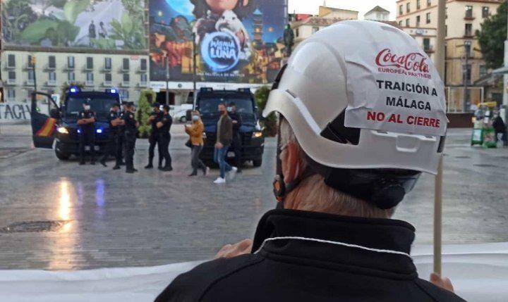 Ante la marcha de Coca-Cola en Málaga, ¿basta con pedir la reindustrialización?