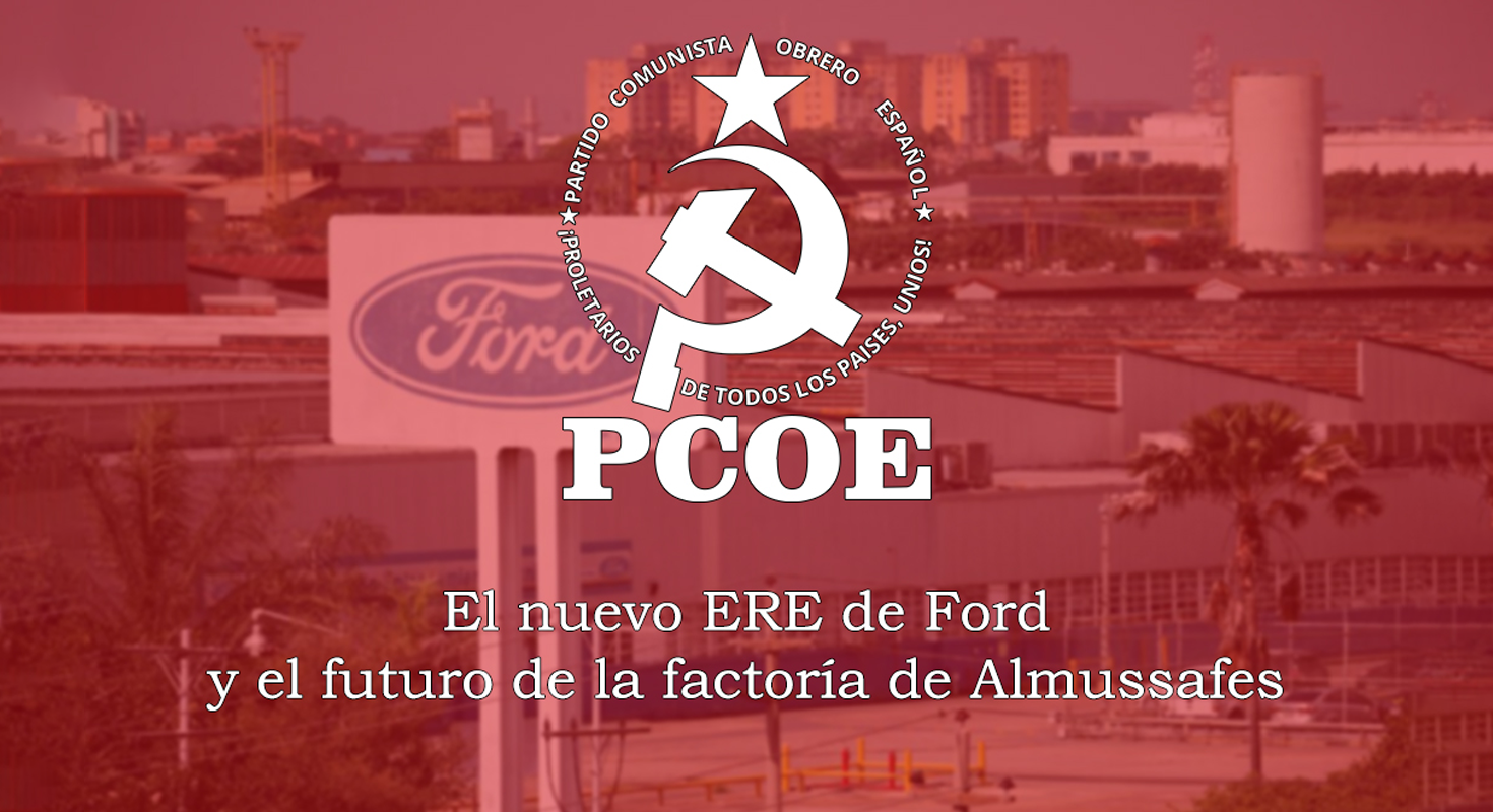 El nuevo ERE de Ford y el futuro de la factoría de Almussafes [ESP/VAL]