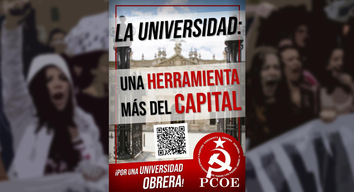 Contra la privatización de la Universidad de Sevilla: por una Universidad Obrera