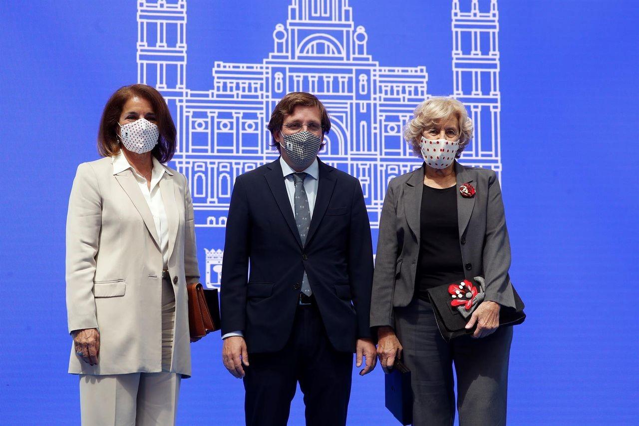 Más Madrid y PP: dos caras de la misma moneda