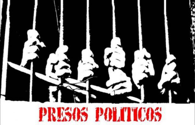 Ola de represión. La lucha contra el Estado se paga con cárcel