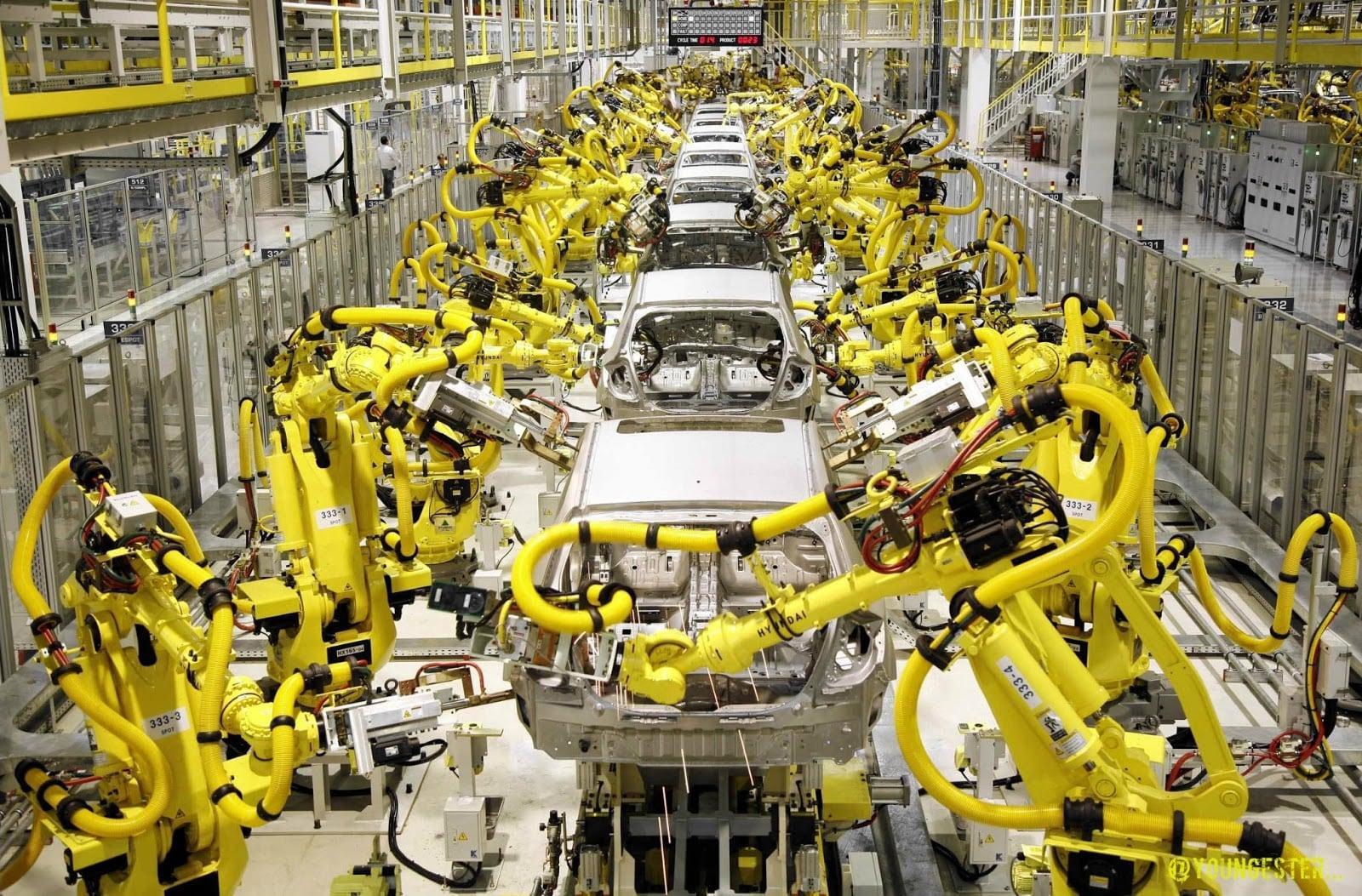 Robotización, automatización e industria 4.0 en el capitalismo: la miseria está garantizada