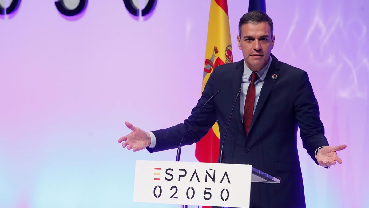 Plan España 2050: Podredumbre capitalista en su máximo esplendor