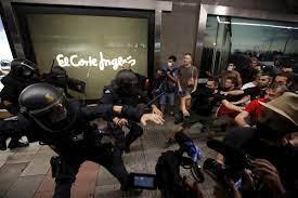 La Policía y el Estado en su conjunto cada día muestran con más claridad cuál es su verdadera función
